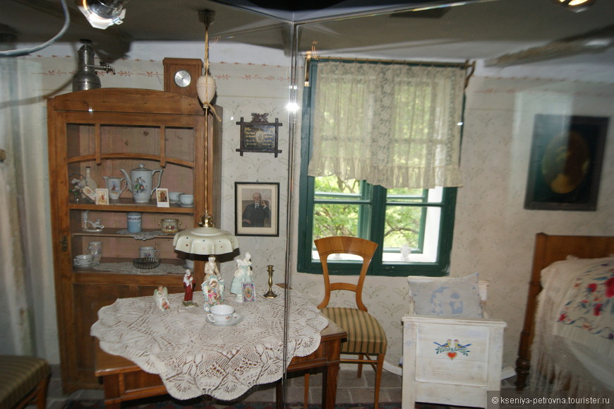 Невероятно интересно было заглянуть внутрь и посмотреть, как здесь жили примерно в XVI в.