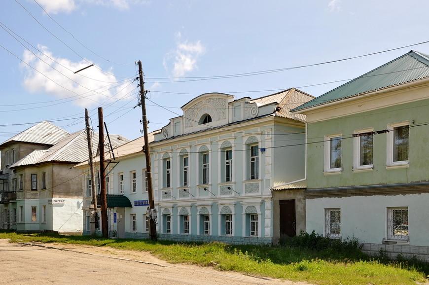 05. Некоторые даже отреставрированы, но видно, что город был промышленным, а не торговым.