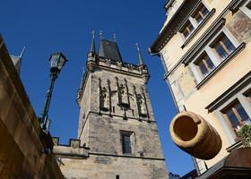 Невиданная Прага