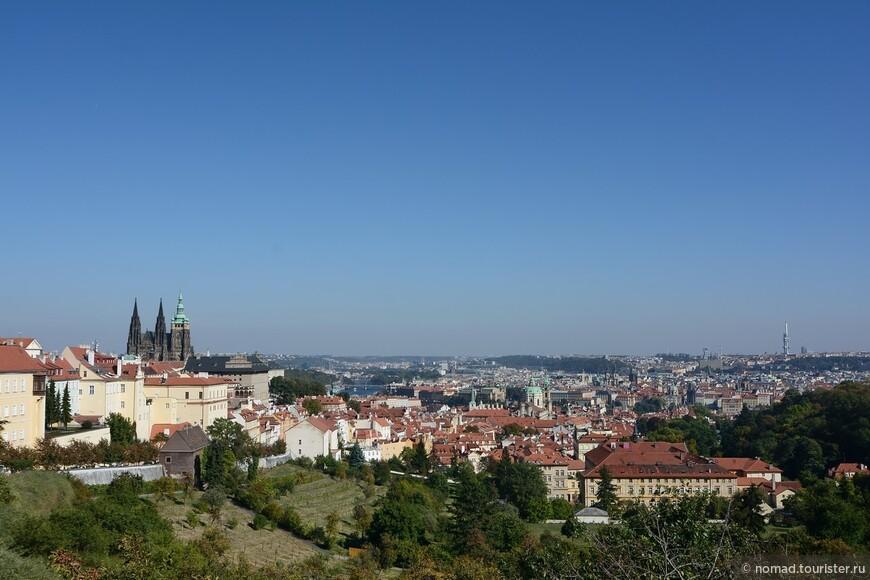 Виды от монастыря