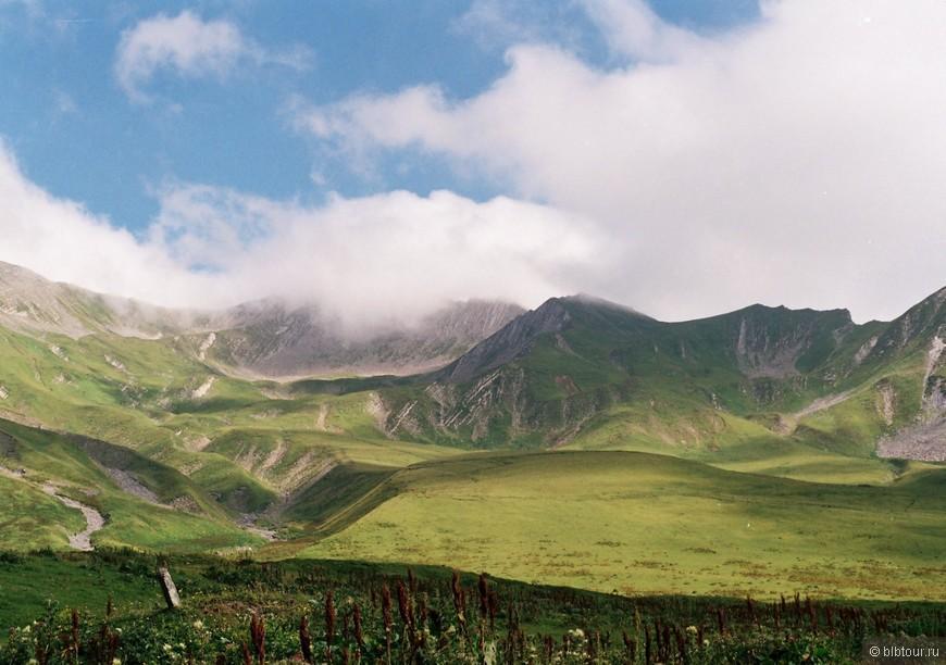 дорога в Казбеги