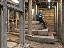 В Иерусалиме обнаружена древняя лестница возрастом 2 000 лет