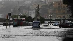 Жертвами наводнения в Италии стали три человека