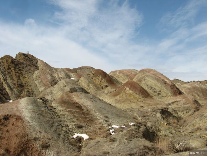 пустынь Давида Гареджи