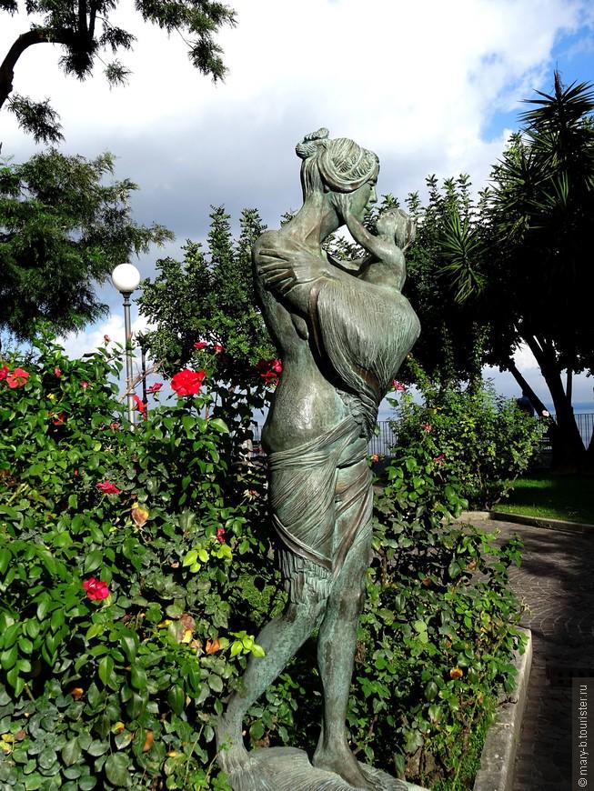 Городской парк - Вилла Коммунале