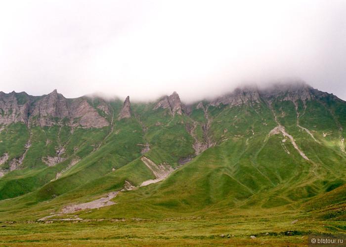 и еще по дороге в Казбеги