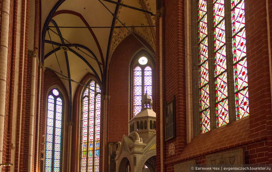 Монастырь Бад Доберан внесен в список всемирного наследия ЮНЕСКО.