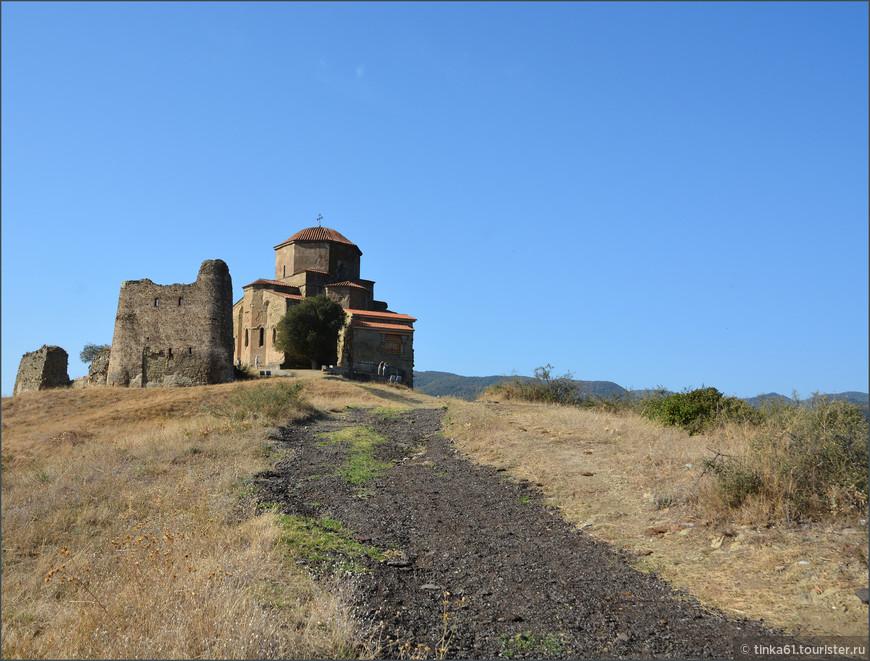 Монастырь Джвари,  7 век.