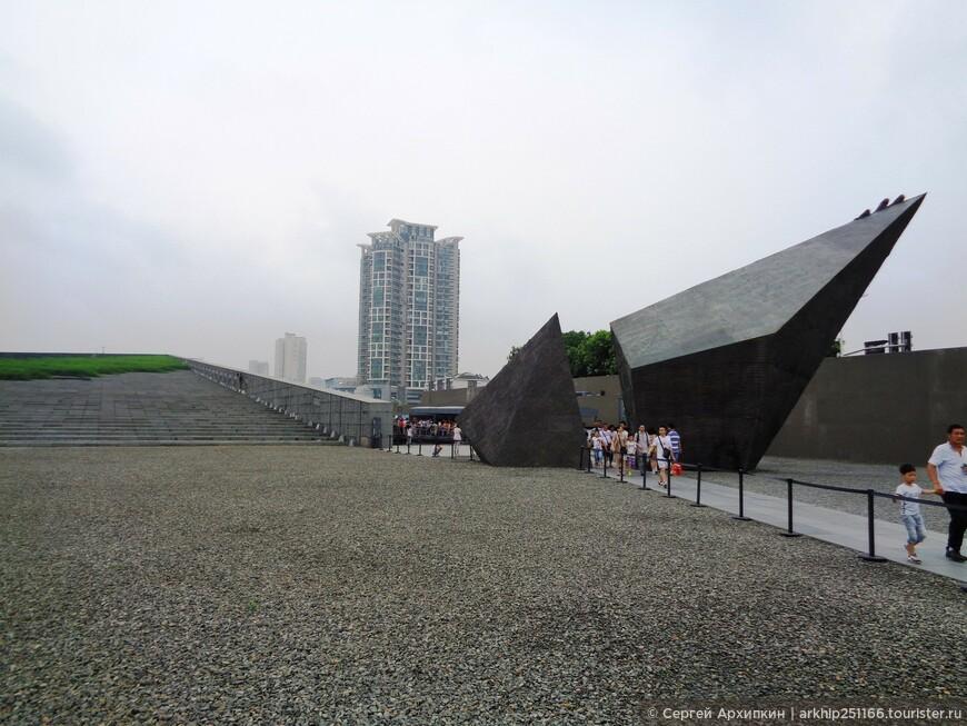 Нанкинский мемориал геноцида в Нанкине