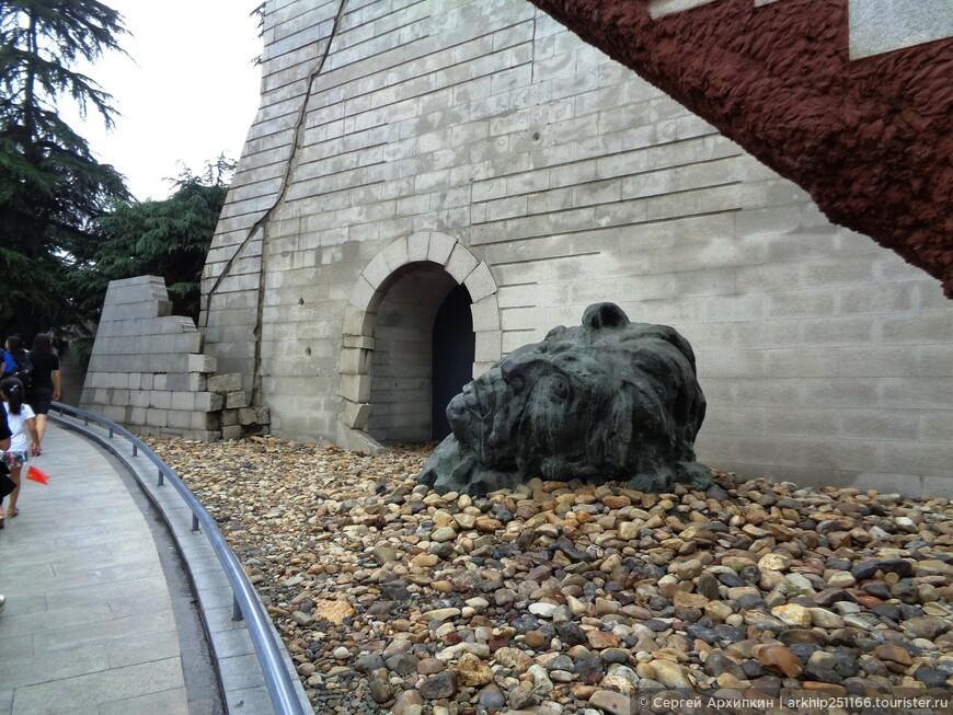 Нанкинский мемориал геноцида