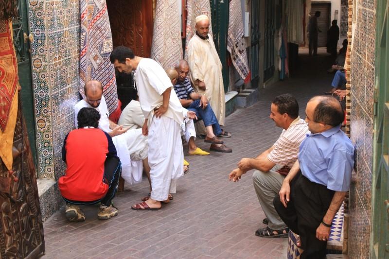 Марокко одним глазком
