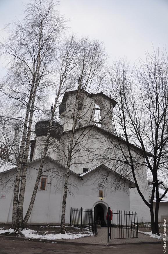 Храм Николы со Усохи