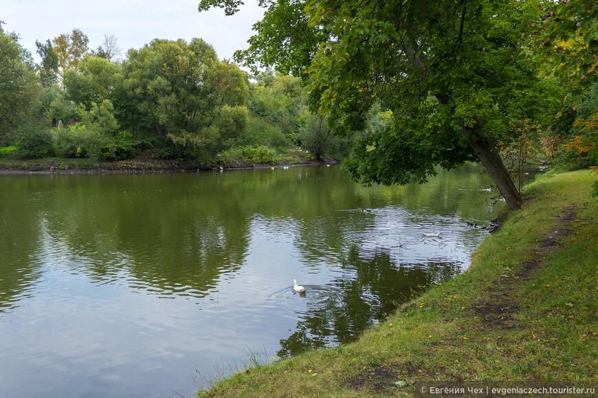 Барский пруд питается родником и грунтовыми водами, вода холодная и чистая.
