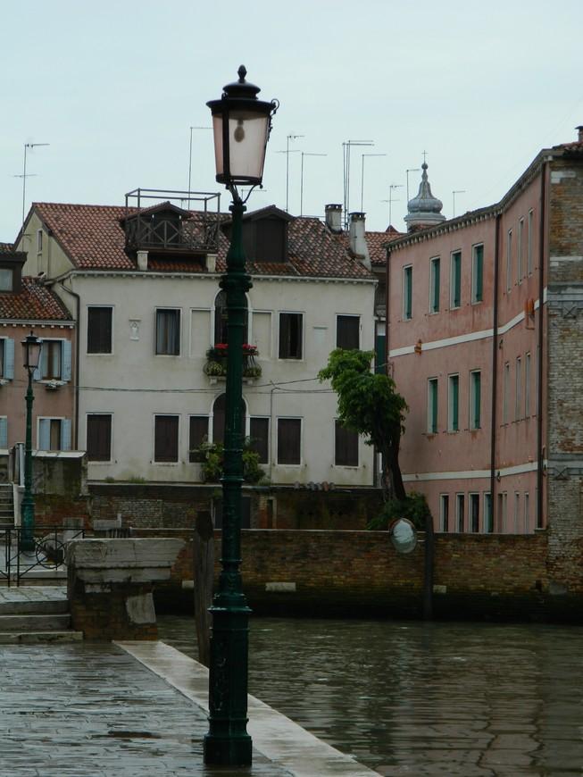 дождливая Венеция