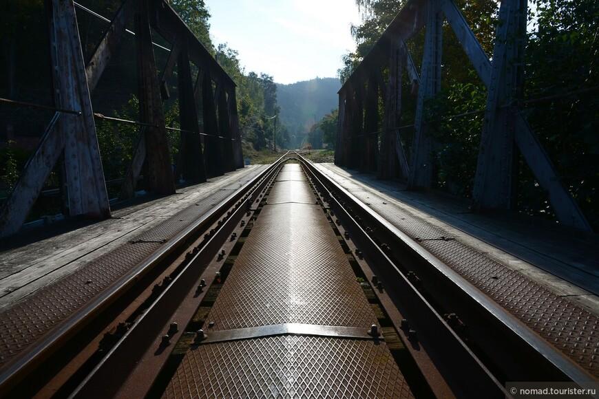 Жезнодорожный мост