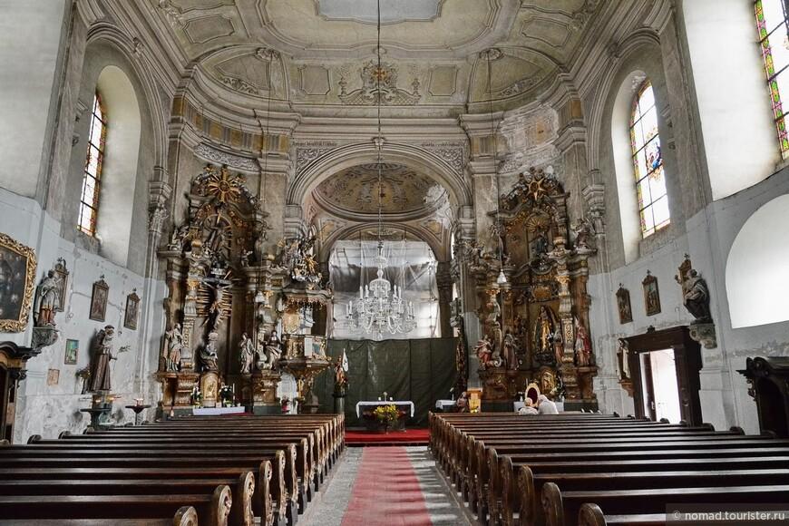 Костел Святого Вацлава