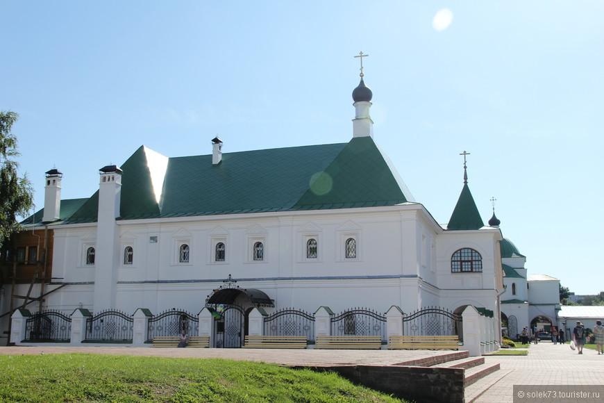Храм Василия Рязанского