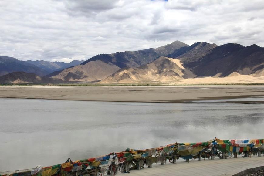 путешествие вдоль Брахмапутры в район Шаньнань (юго-восток ТАР)