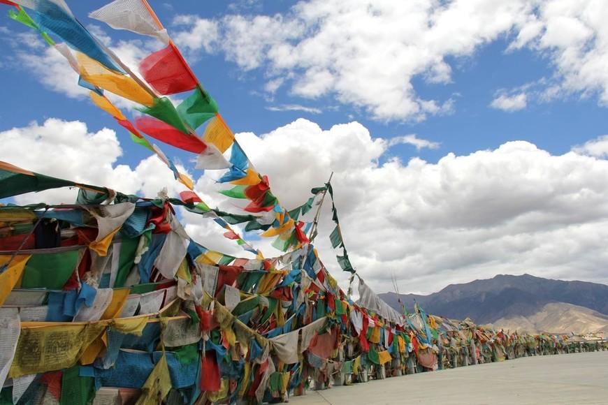 Краски Тибета, Шаньнань
