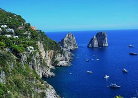 Капри. Голубой остров.