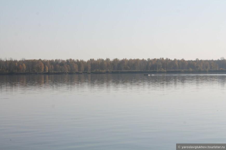 Осенняя Кама.