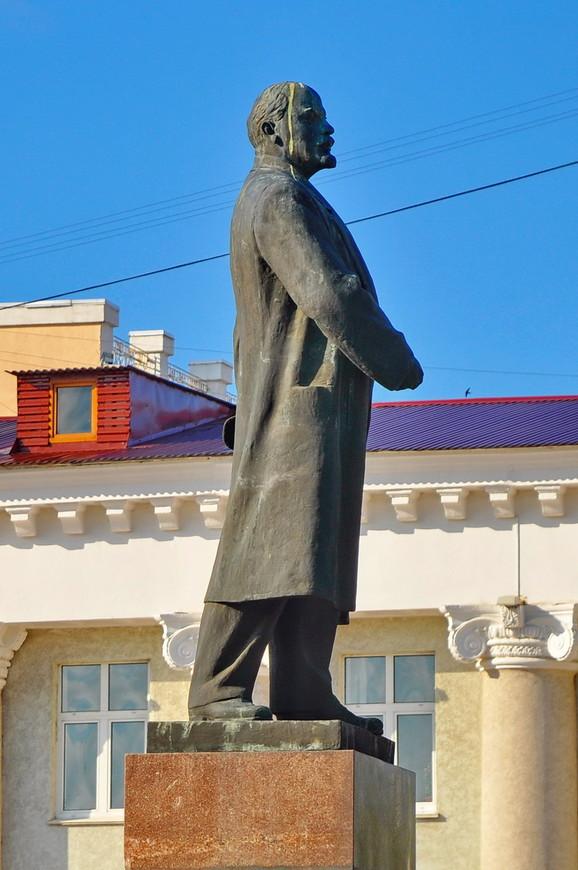 20. Ленин как всегда, в своем репертуаре.