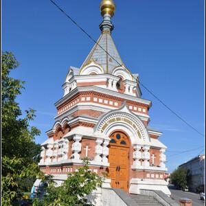 Омск, начало августа