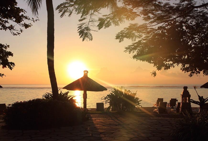 Почему-то спать на Бали совсем не хотелось... Жалко было пропускать все те чудеса, которыми так богата природа этого острова.