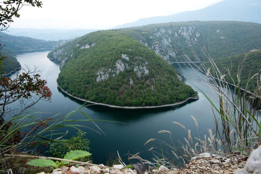 каньон реки Врбас