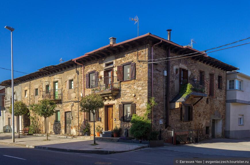 Дом маркиза de Quiñones в  Camponaraya