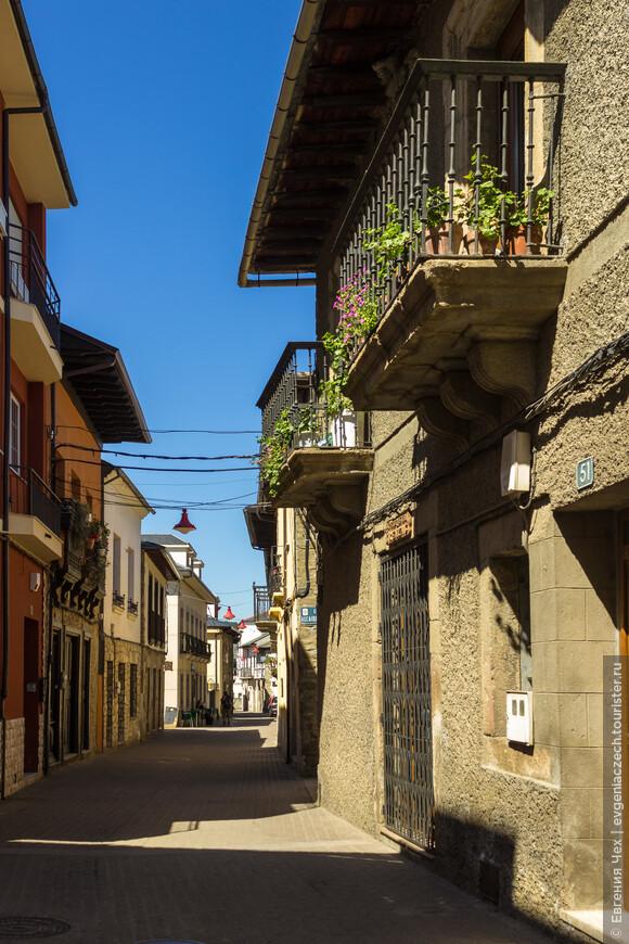 Главная улица в Кокабелос