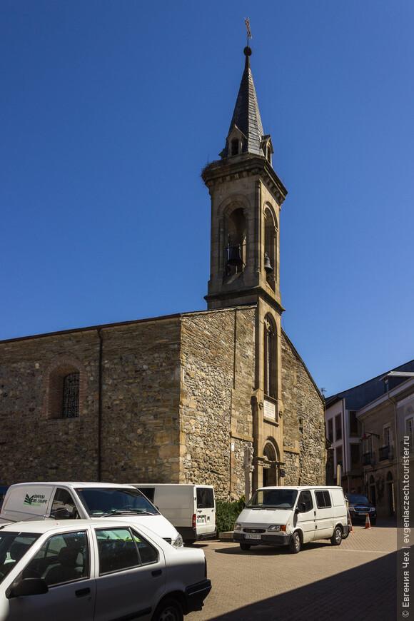 Cacabelos - Iglesia Santa Maria