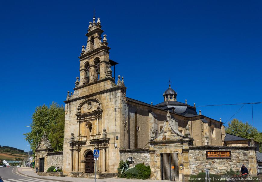 Santuario Virgen de las Angustias, Cacabelos