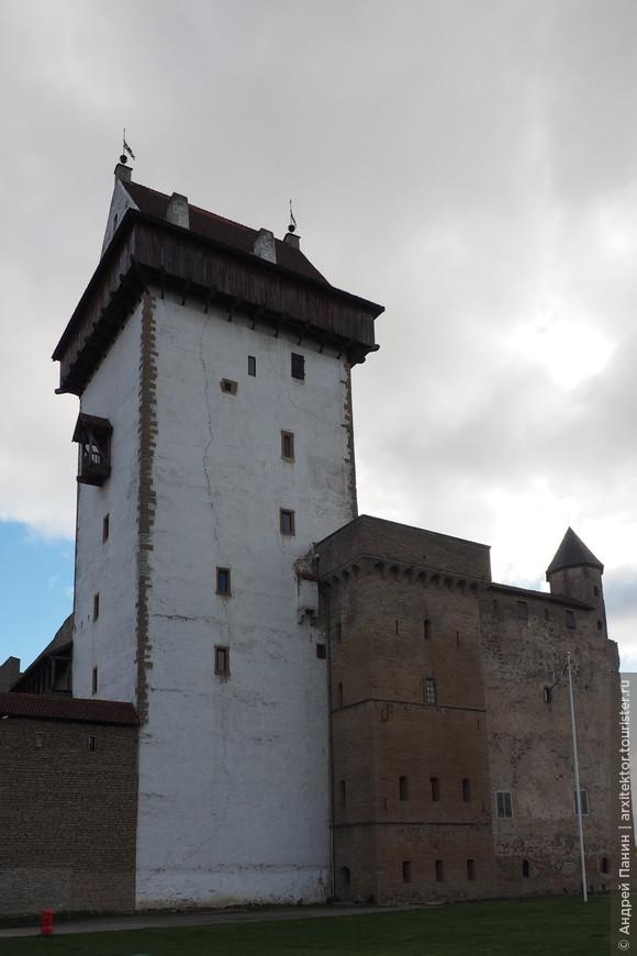 Башня Длинный Герман.