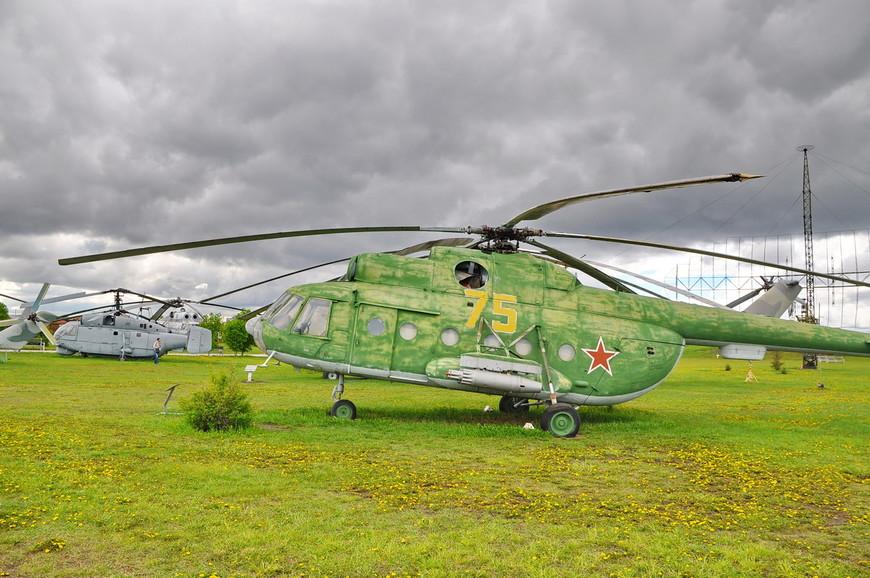 Многоцелевой вертолёт Ми-8