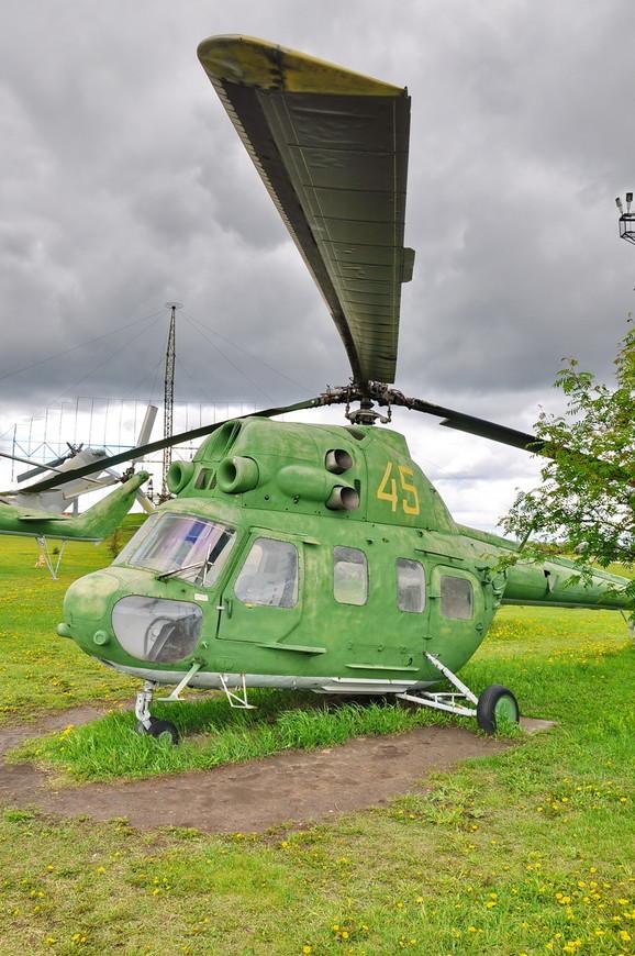 Лёгкий многоцелевой вертолёт Ми-2