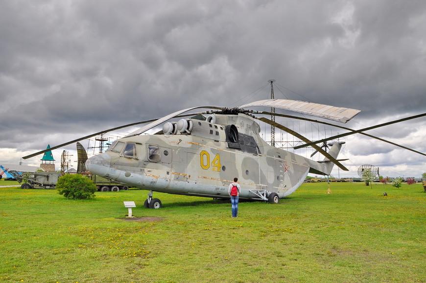 Тяжёлый многоцелевой вертолёт Ми-26