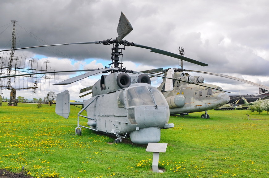 Противолодочный вертолёт Ка-27