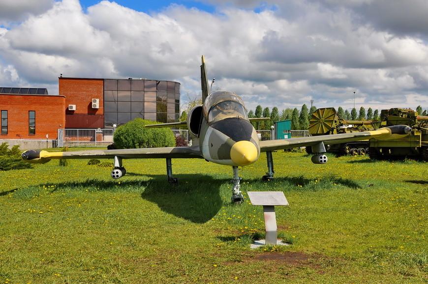 Учебно-боевой самолёт Аэро Л-39 «Альбатрос»