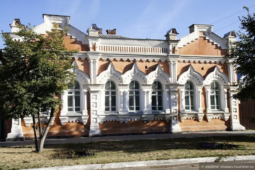 Дом на улице Карла Маркса.