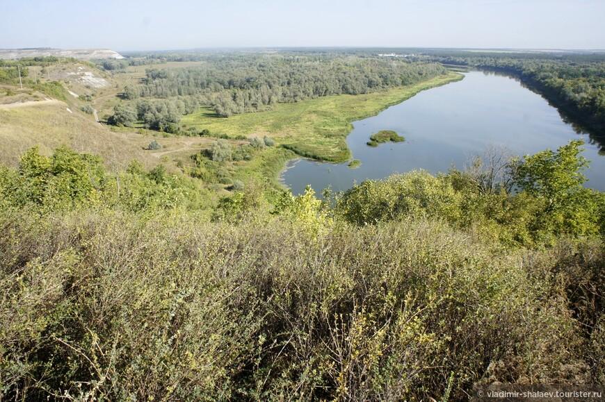 Река Дон.