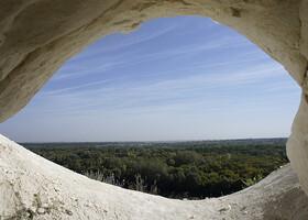 Богучар и Галиевские пещеры