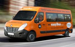 EasyBus подвезет пассажиров в европейские аэропорты за 1 евро