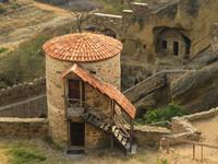 Монастырь в Гареджийской пУстыни.