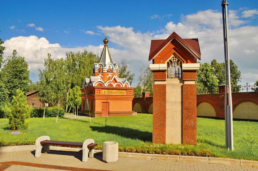 23. Благоустройства Красной площади и территории вокруг собора.