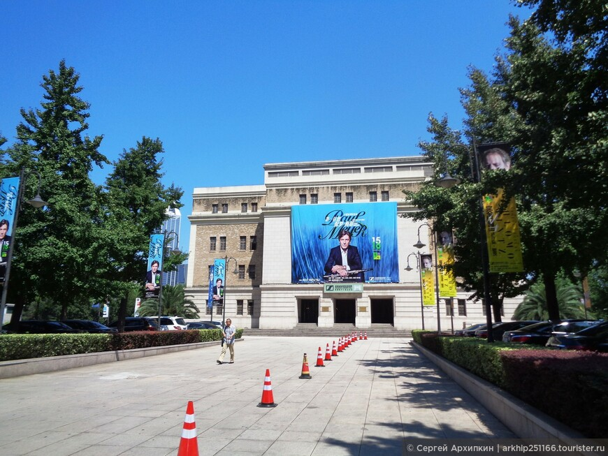 Шанхайский театр на Народной площади