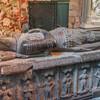 Саркофаг Волка в Кафедральном Соборе Данкелда