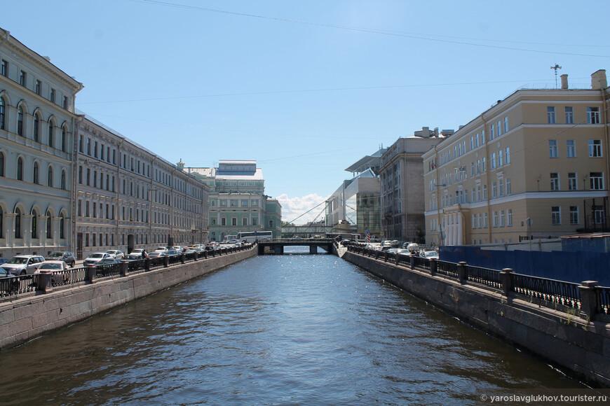 Крюков канал и две Мариинки.