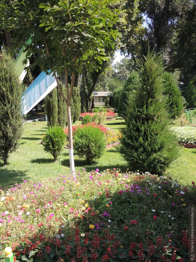 парк Гафура Гуляма