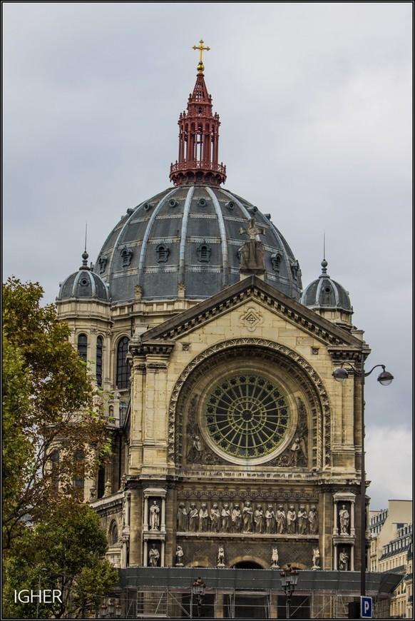 в общем Париж конечно хорош